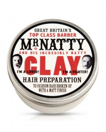 Mr Natty's Clay Hair Preparation