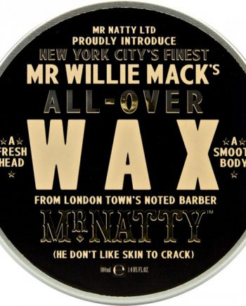 Mr. Willie Mack's All Over Wax