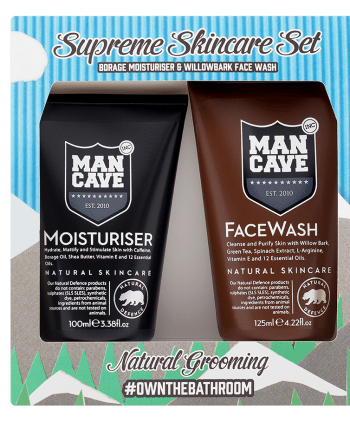 mancave supreme skin care
